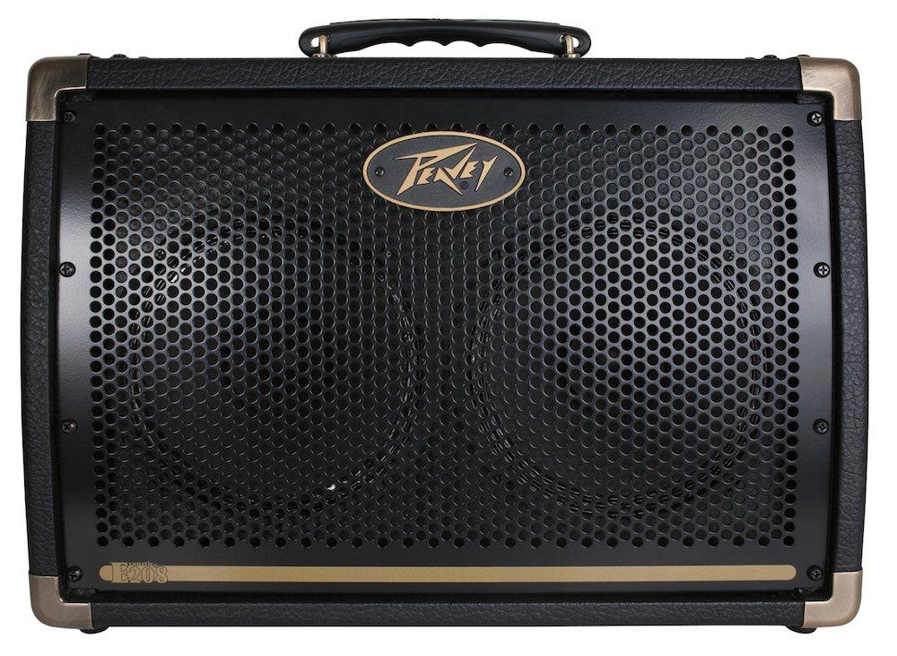 Peavey 03599680 Ecoustic E208 Acoustic Guitar Amplifier