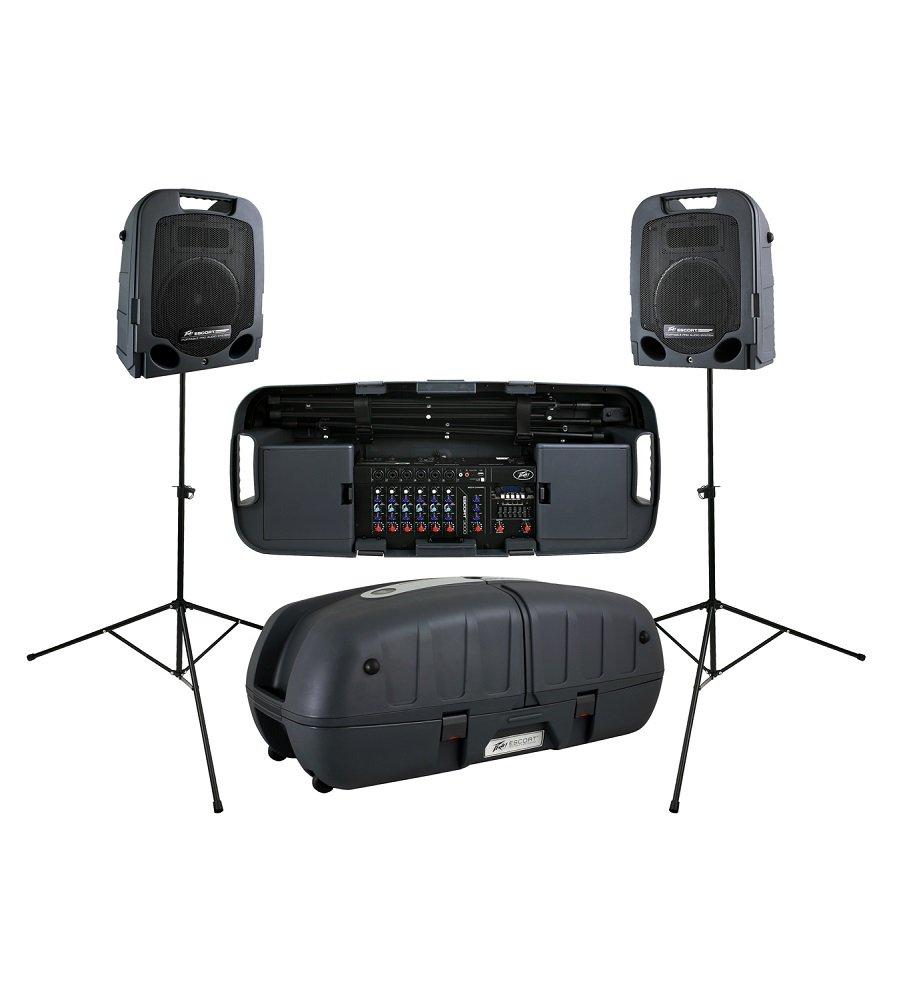 Peavey 03608880 Escort 3000 Portable P.A. System