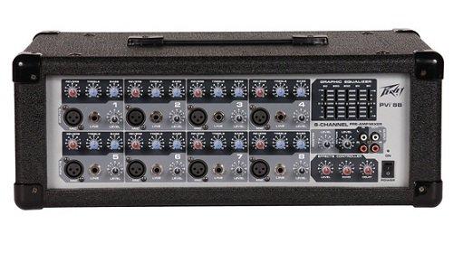 Peavey PVi8B 8 Channel Powered Mixer
