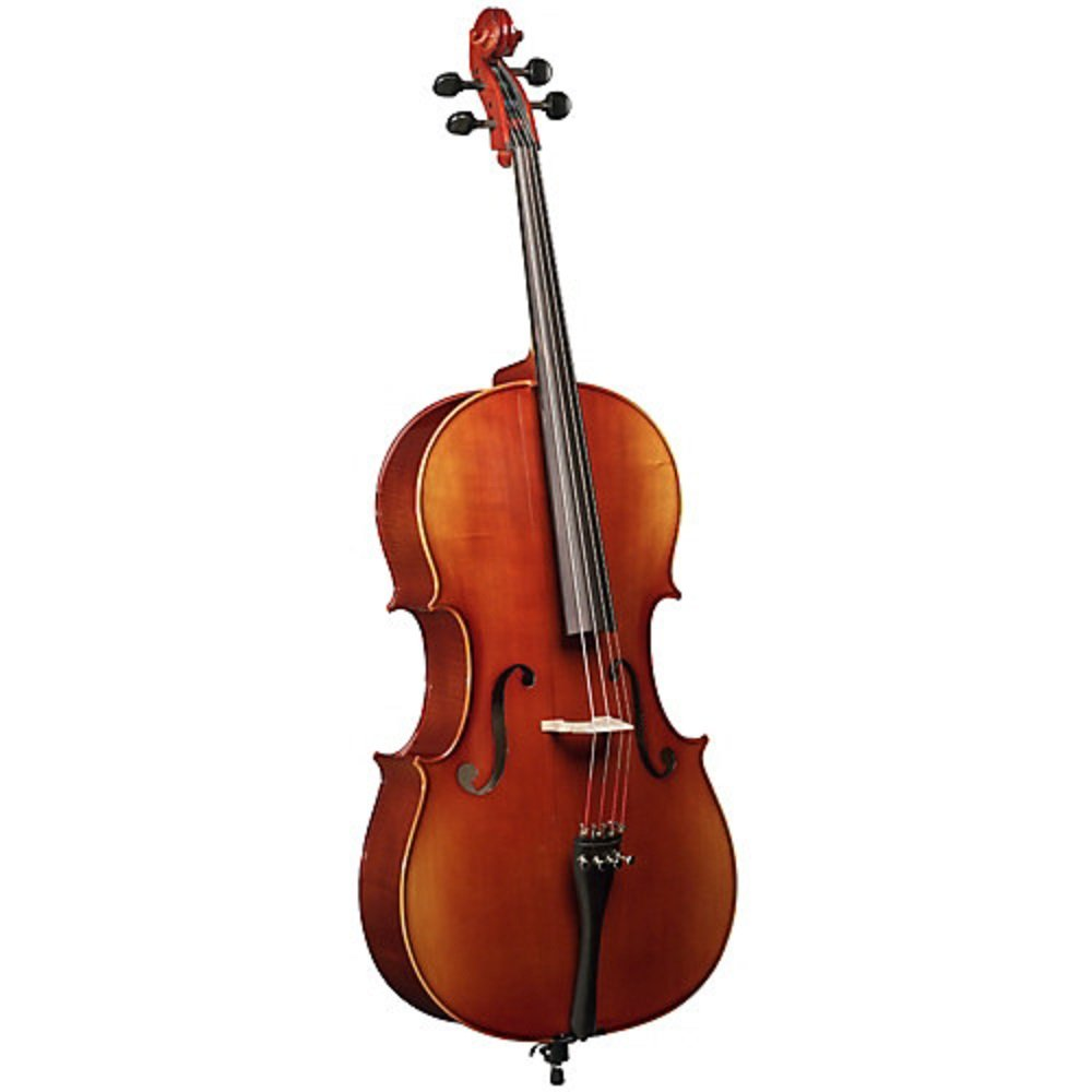 Sebastian 154SF Used 4/4 Student Cello Outfit