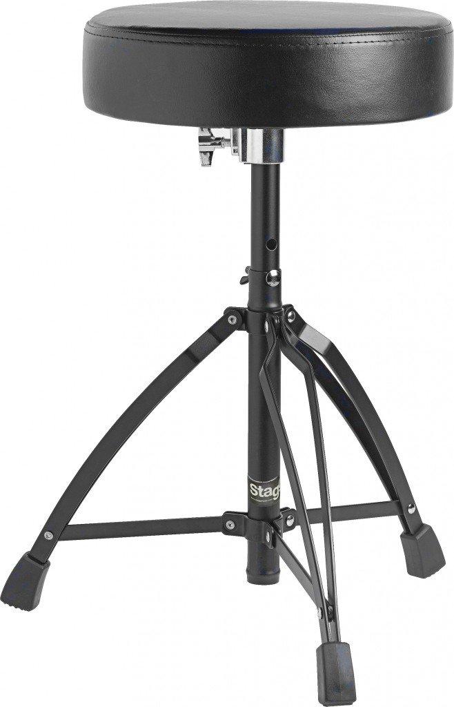 Drum Throne DT-32BK - Double-Braced