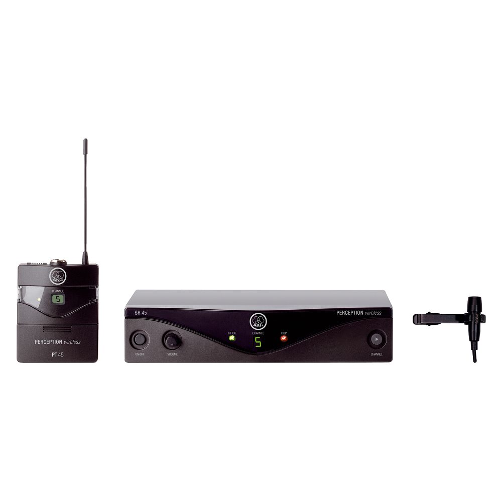 AKG Preception Wireless 45 Presenter Set