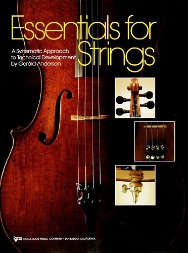 Essentials For Strings - String Bass