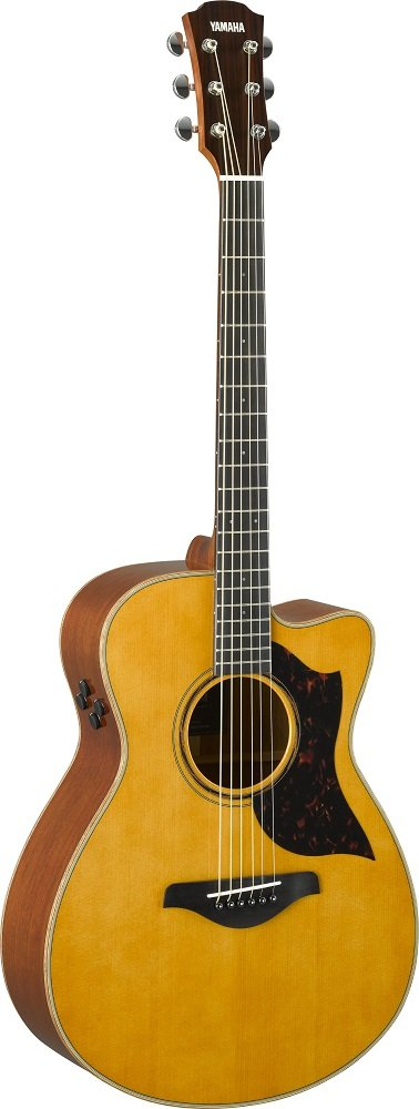Yamaha AC3M ARE All Solid, Concert, Acoustic Electric Guitar