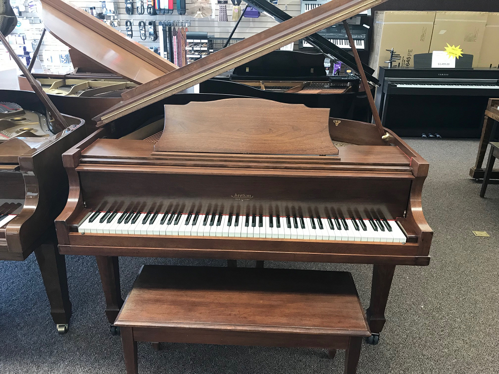 Used Aeolian 4'11 Grand Piano
