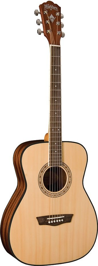 Washburn AF5K Folk Acoustic Guitar