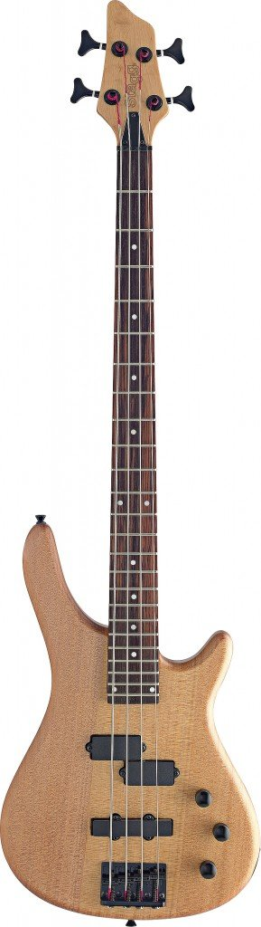 Stagg BC300-NS Electric Bass (Natural Satin)