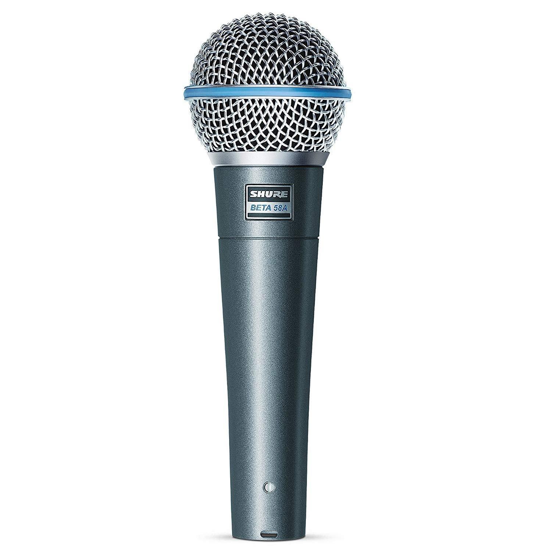 Shure - SuperCard Dynam N-Dynam Vocal Mic