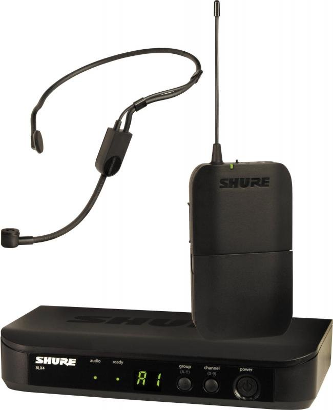 Shure BLX14 Headset System with PGA31 Headset Microphone