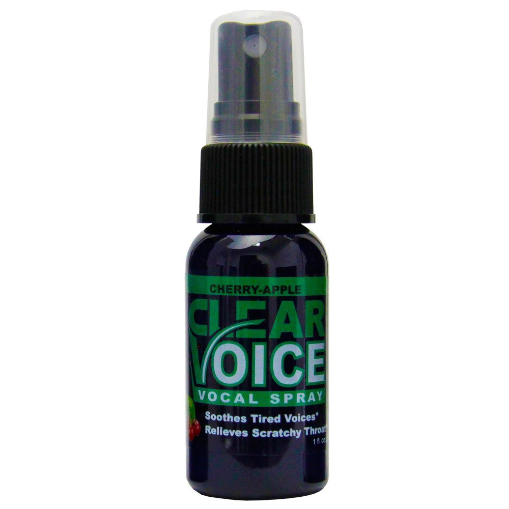 Clear Voice Natural Throat Vocal Spray