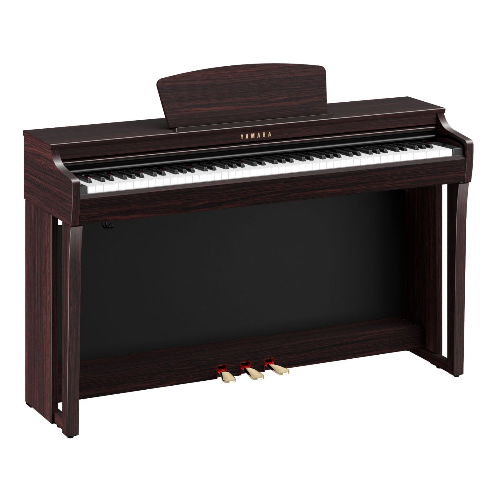 Yamaha CLP725 Clavinova Console Digital Piano
