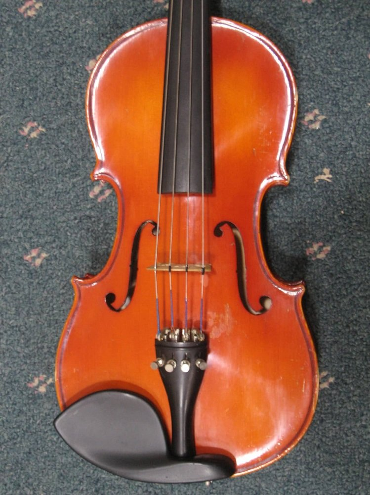 Hermann Beyer E210E13 Used Viola - 13