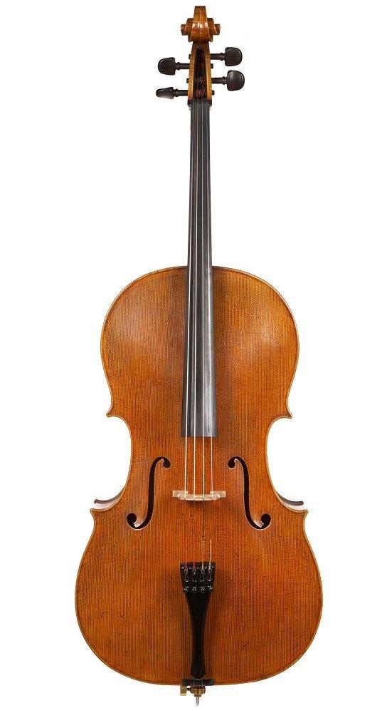 Scherl & Roth E220/2 1/2 Student Cello Outfit