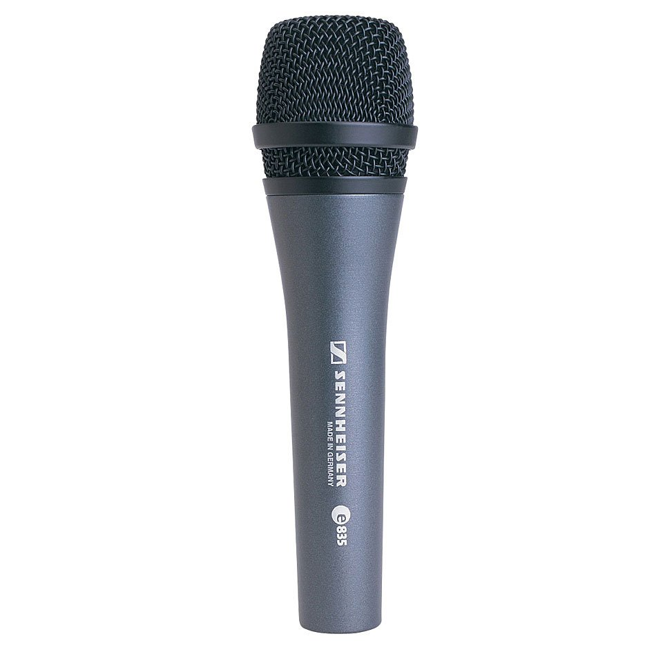 Sennheiser E835 Cardioid Dynamic Vocal Microphone