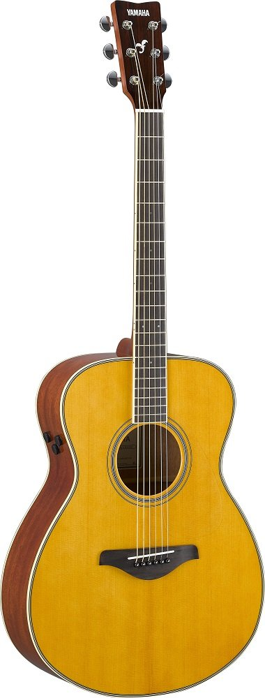 Yamaha FS-TA Trans-Acoustic, Small Body, Acoustic Electric Guitar