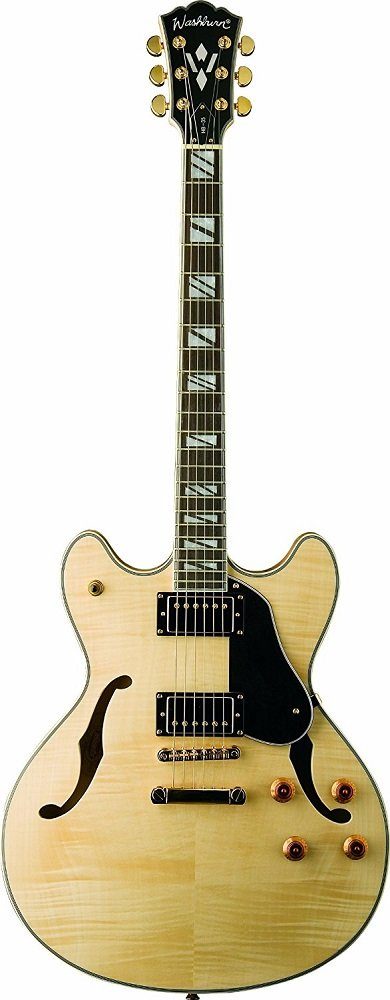 Washburn FW-HB Electric Guitar w/ Case