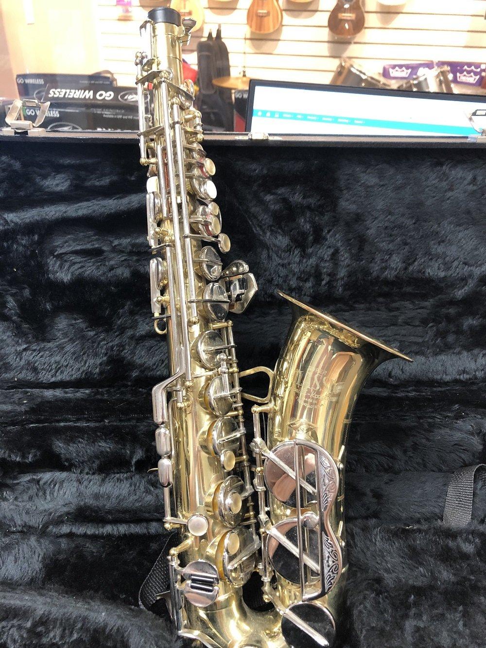 Used Super Classic Amati-Kraslice Alto Saxophone
