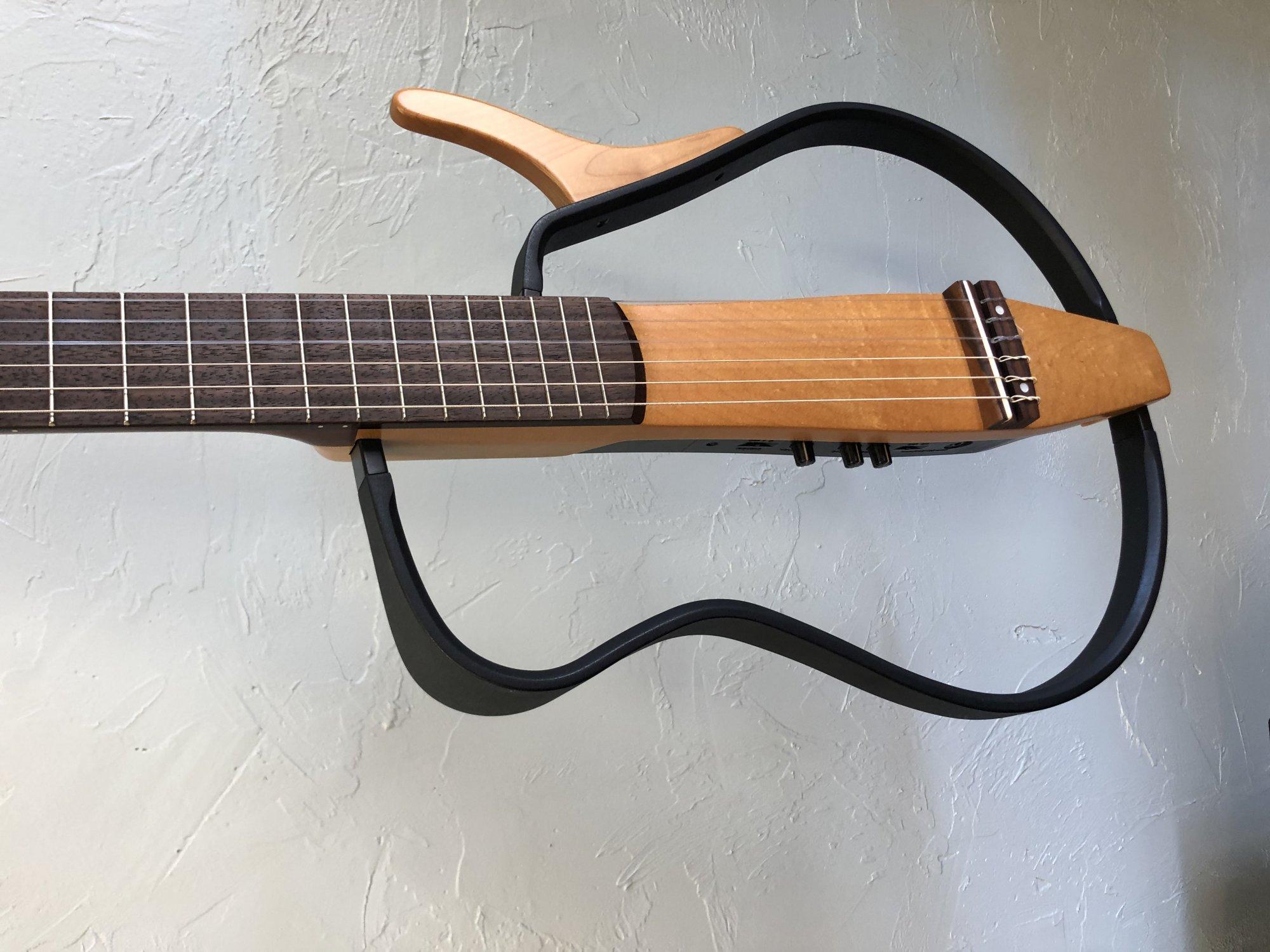 Used Yamaha SLG100N Classical Silent Guitar - Natural