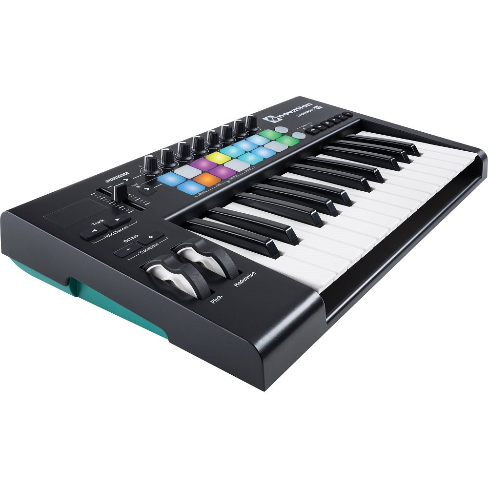Novation Launchkey 25 USB Midi Controller