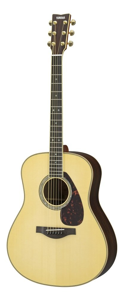 Yamaha LL16 ARE All Solid, Dreadnought Acoustic Electric Guitar
