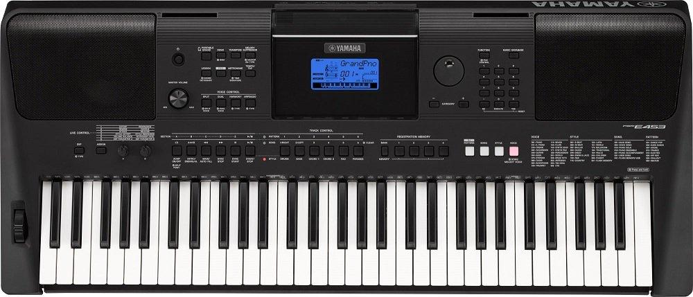 Yamaha PSR-E463 61-Key Portable Keyboard w/Survival Kit