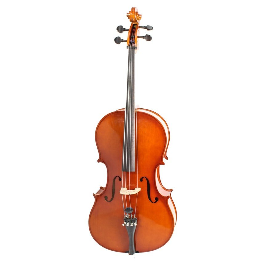 Scherl & Roth 3/4 Cello with Case