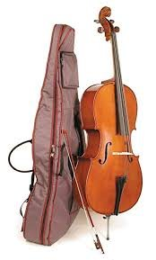 Stentor 1108 Student II Series Cello Outfit 4/4 Size