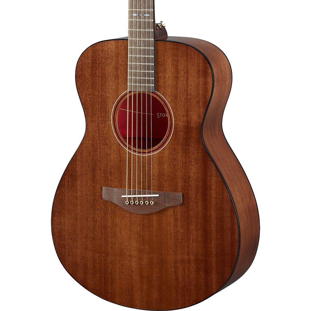 Yamaha Storia III Acoustic-Electric Mahogany Top Guitar