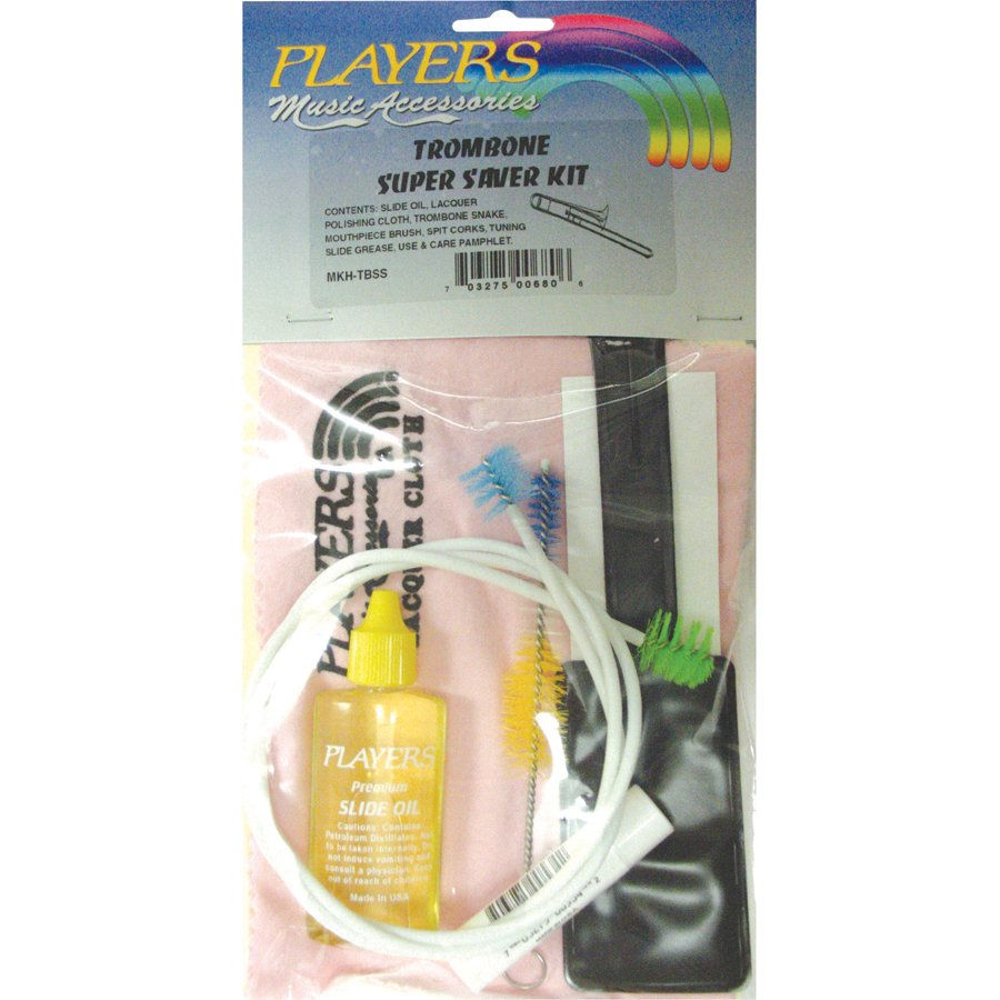Players MKH-TBSS Trombone Super Saver Kit - 703275006806