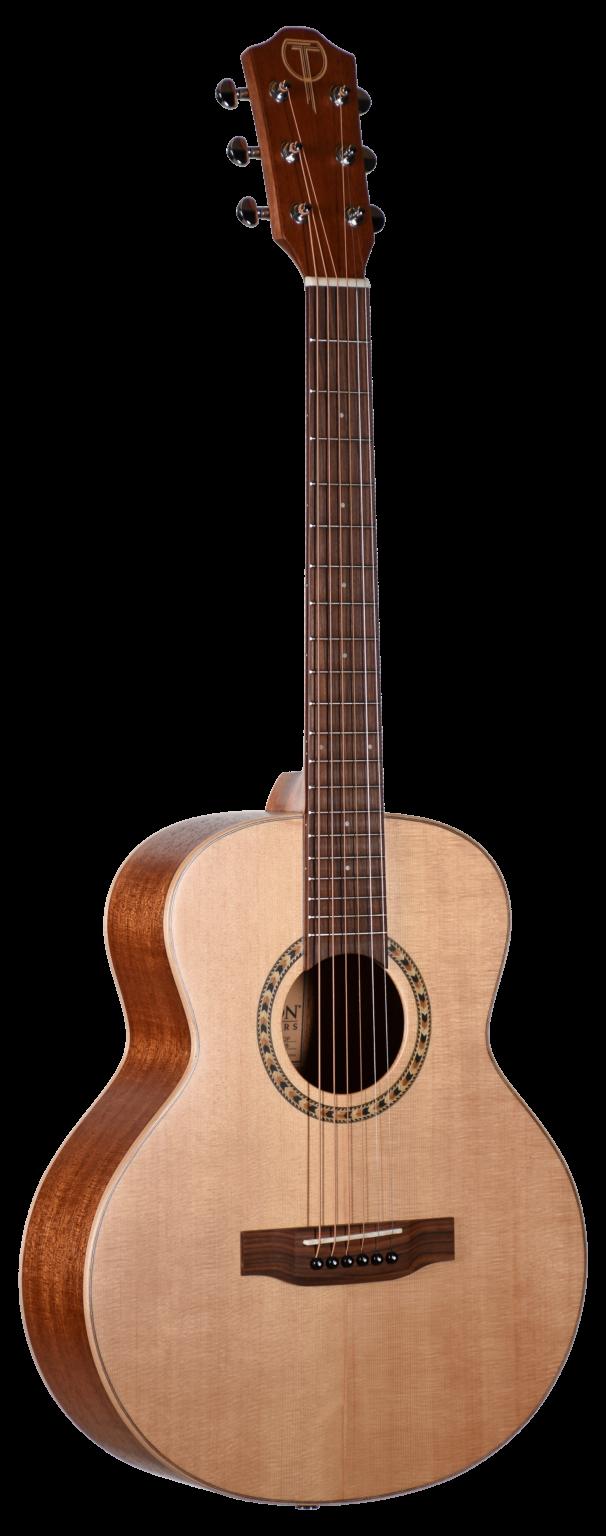 Teton STR100ENT-OP Acoustic-Electric Guitar (Natural)
