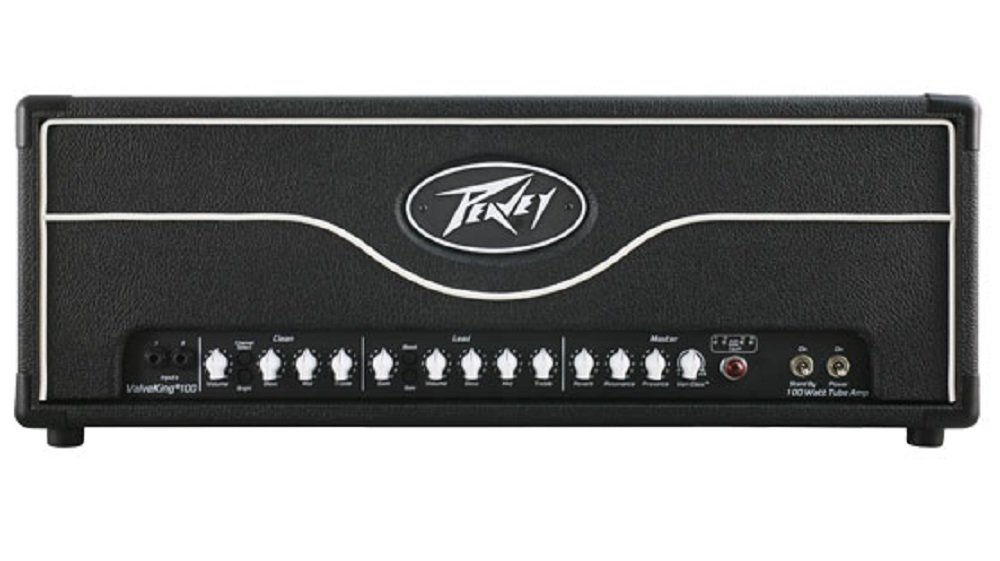 Peavey 03608820 ValveKing 100W Head Guitar Amplifier