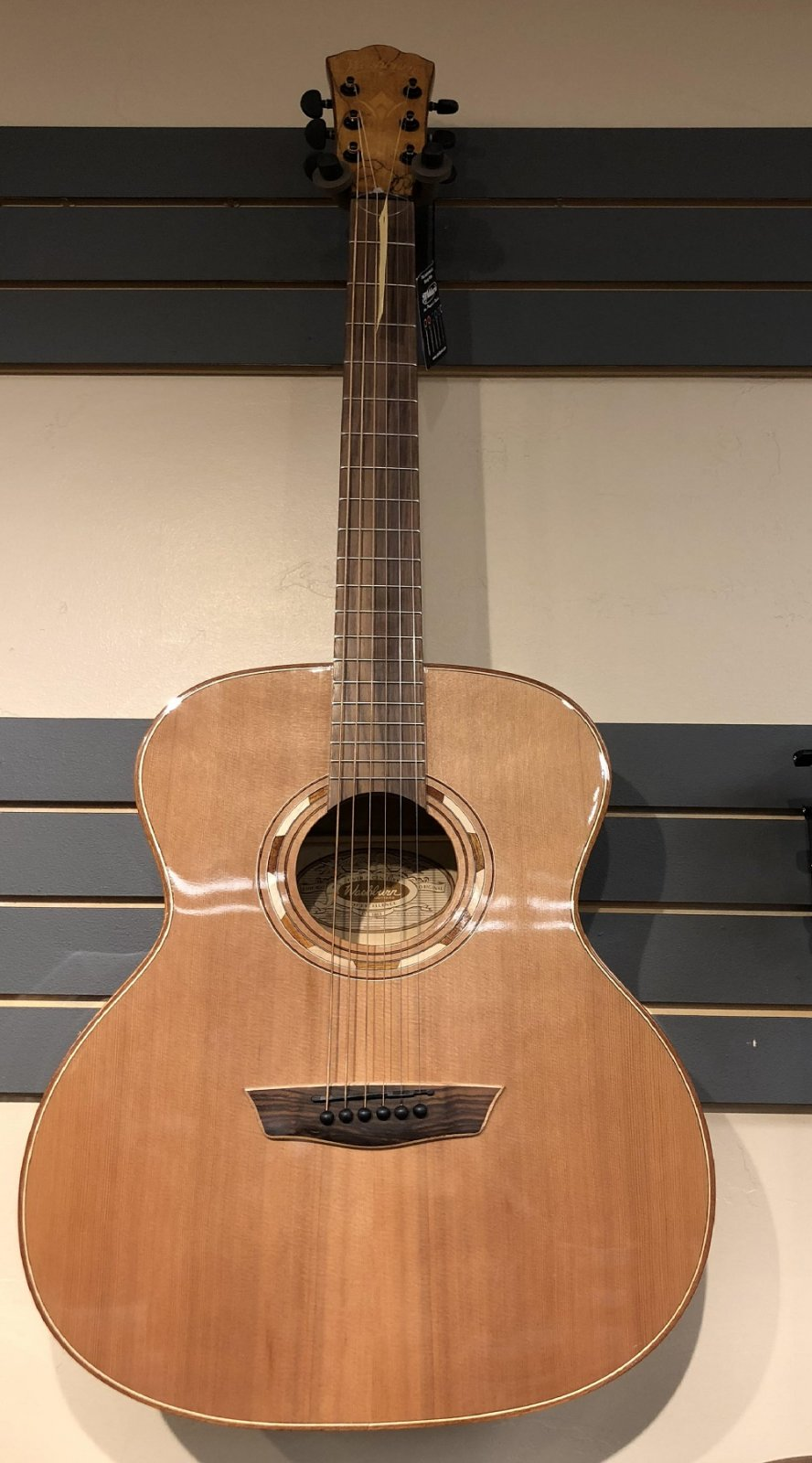 Washburn WLG66S Woodline Acoustic Guitar