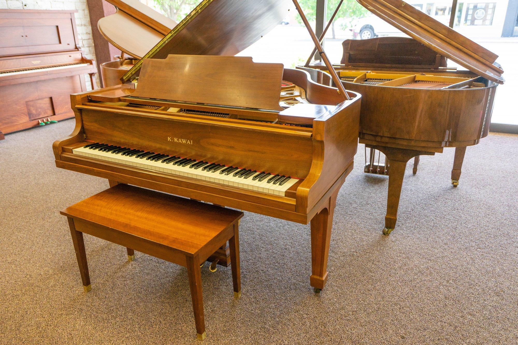 Used Kawai Grand Piano