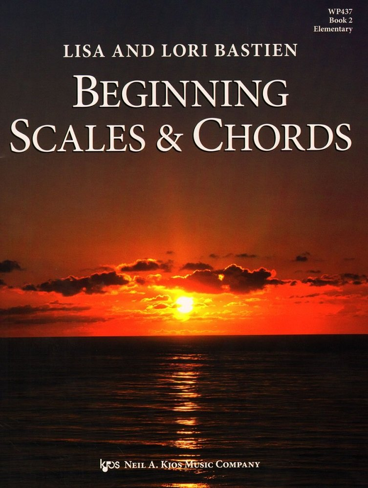 Beginning Scales and Chords - Book 2