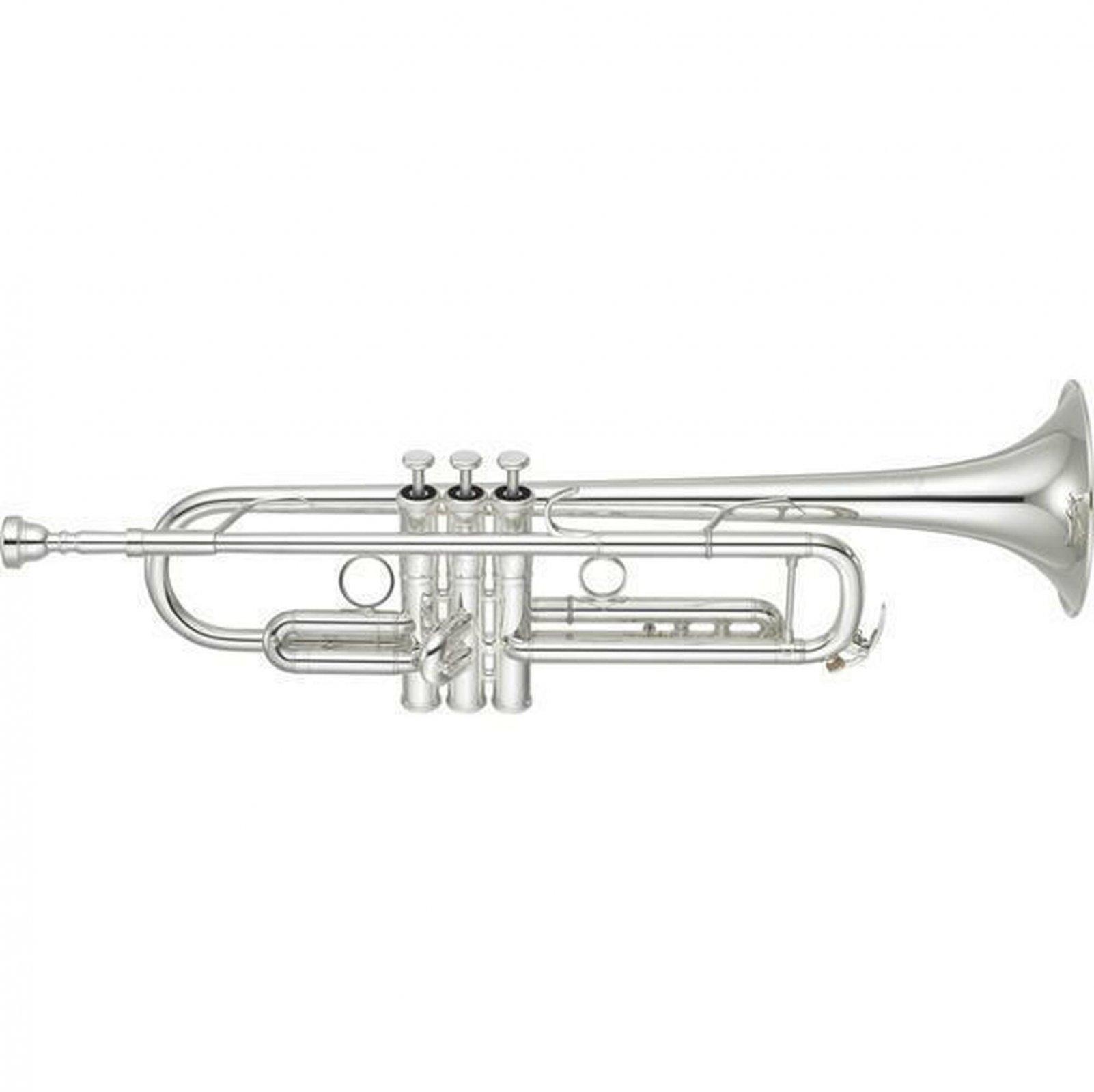 Yamaha YTR-8335IIRS Custom Xeno Trumpet; Silverplated
