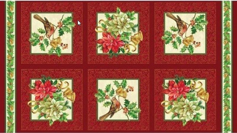 Panel 471: Christmas Blocks - A Xmas Story