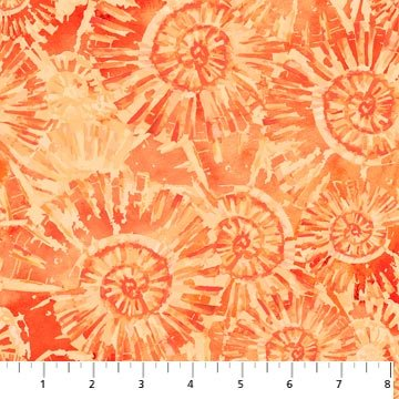 Sea Shell Orange - Tranquil Tides