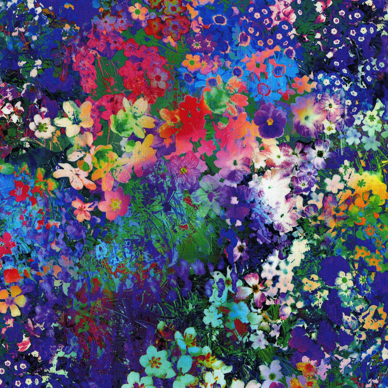 Floral Impressions - Wildwood Way Digiprint