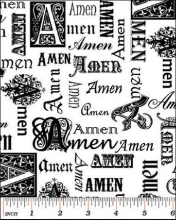 Amen White - Bible Study