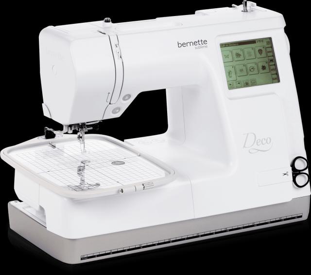 Bernette Deco 340 Embroidery Machine