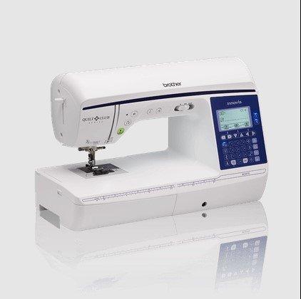 Brother BQ950 Quilt Club Sewing Machine