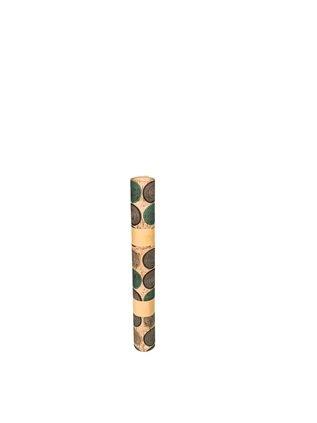 Rolled Cork Fabric - Circles Pattern