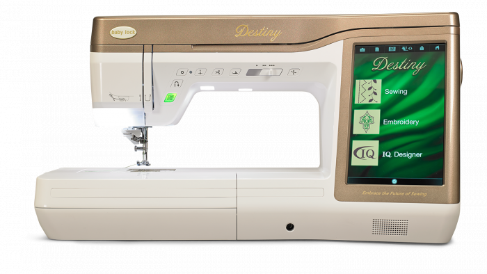 Baby Lock Destiny Sewing, Quilting & Embroidery Machine
