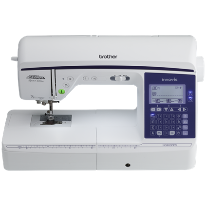 Brother NQ900PRW Sewing  & Quilting Machine