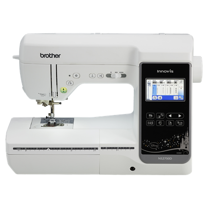 Brother NS2750D Sewing & Embroidery Machine with Disney