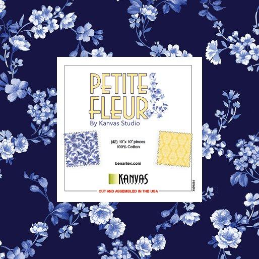 Petite Fleur/Maison Des Fleurs 10 Square Pack