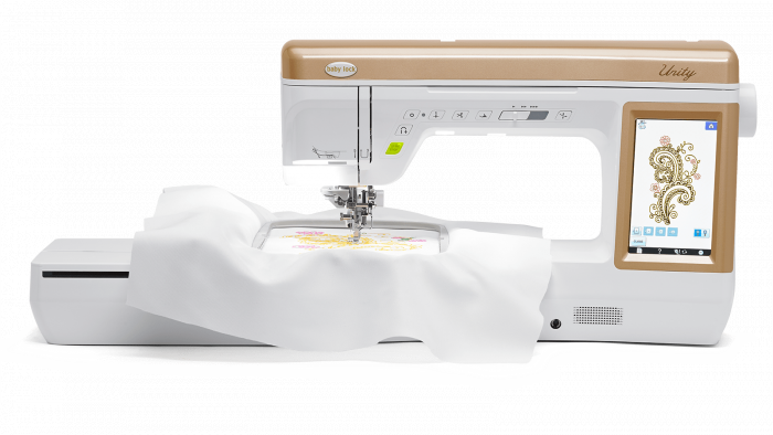 Baby Lock Unity Sewing & Embroidery Machine