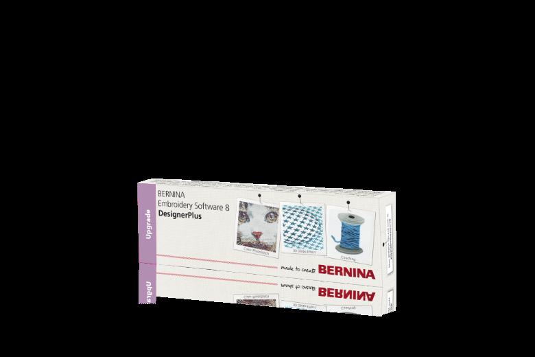 Bernina DesignerPlus Embroidery Software Upgrade to V8.1