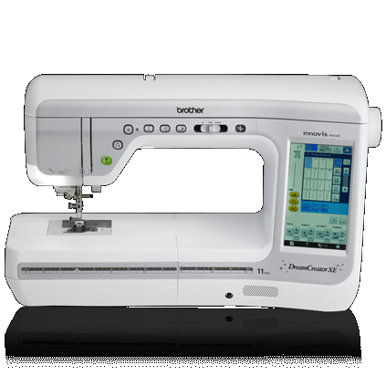 Brother Dream Creator XE Sewing & Embroidery Machine