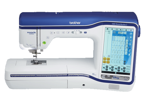 Brother Dream Machine 2 Sewing, Quilting, & Embroidery Machine with Disney